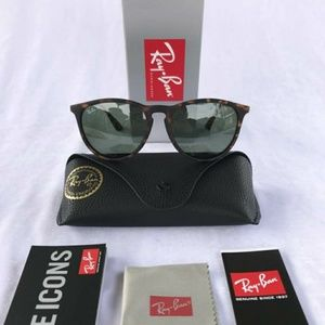 Brand New Authentic Ray Ban Erika polorized